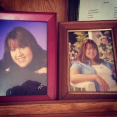 Senior Pictures circa 2002
