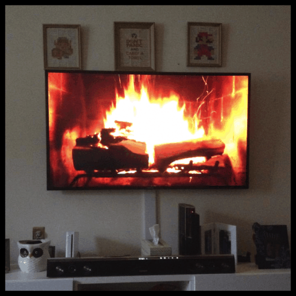 Fireplace_on_TV
